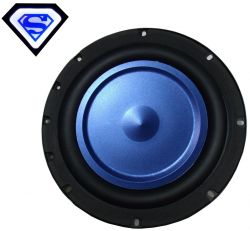 "sub woofer sony 8"" 200 / 100 w  3 ohms"