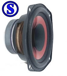 "full range eastech 4,5"" 30 w  6 ohms  soundbar  boombox  mini caixa micro caixa"