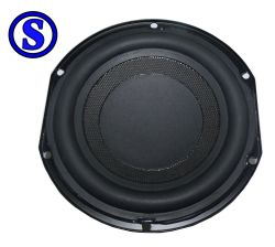 "subwoofer 6,5""  30 w rms   4 ohms"