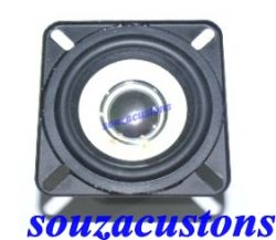 "full range  2,5"" 4 ohms gradiente"