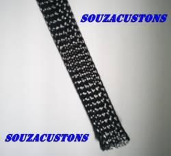 nylon braid 8 mm  malha nautica encapa cabo até 21 mm²